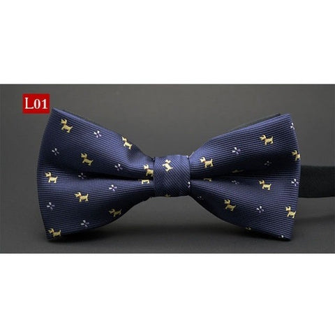 Bowties For Men 20 Colors