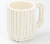 350ML Creative Brick Building Mug