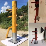 Portable Principle Mok Yan Chong Wooden Dummy