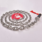 Kung Fu Iron Whips - Stainless Steel