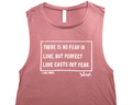 Perfect Love Flowy Muscle Tank