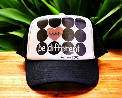 Be Different Women's Trucker Hat