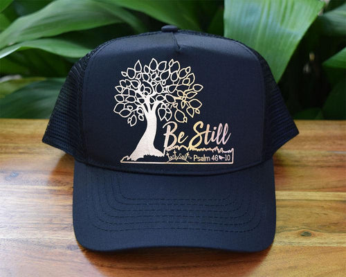 Be Still Women's Trucker Hat