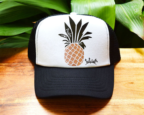 Lord is Sweet Pineapple Women's Trucker Hat