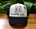 Purrfectly Loved Women's Trucker Hat