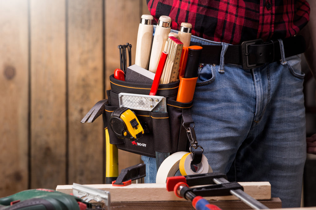 17 Essential Tools For Your Home (Infographic) – NoCry