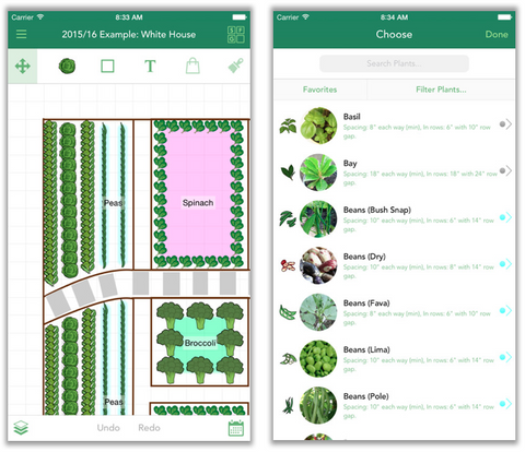 the app is a bit expensive but is completely worth the price as it offers a little bit of everything - Best Gardening Apps