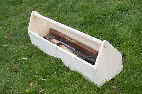 Wooden Tool Carrier