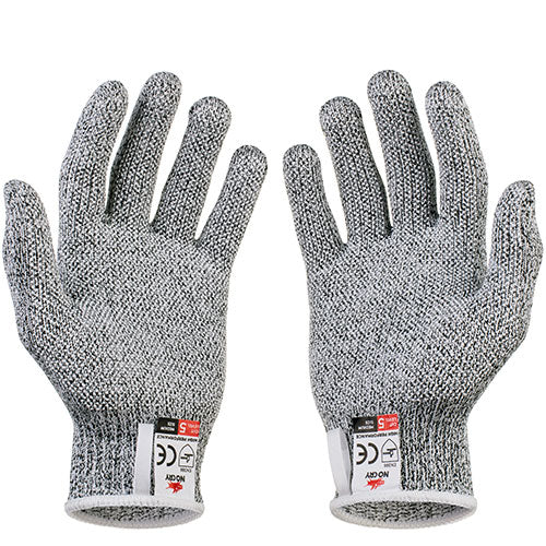 NoCry Cut Resistant Gloves with Grip Dots