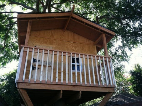Instructables Tree House