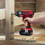NoCry 20V Cordless Impact Wrench for construction works
