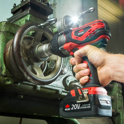 NoCry 20V Cordless Impact Wrench for industrial devices