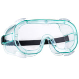 Anti-Fog Vented Safety Goggles