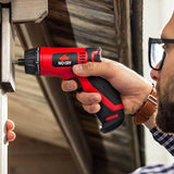 NoCry 10 N.m Cordless Screwdriver screwing outdoor