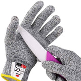 NoCry Cut Resistant Gloves For Kids