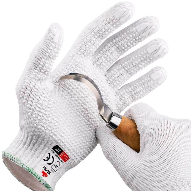 NoCry Cut Resistant Work Gloves