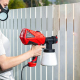 NoCry Electric Paint Sprayer for painting outside fences