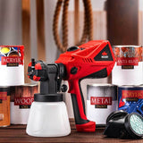 NoCry Electric Paint Sprayer suitable for different paints and stains