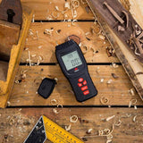 NoCry Moisture Meter for carpentry projects
