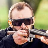 NoCry Over-Glasses Safety Sunglasses for shooting and shooting ranges