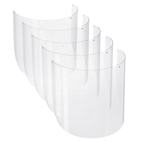 Spare Visors for Safety Face Shield