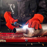 NoCry Welding & BBQ Gloves for welding metal