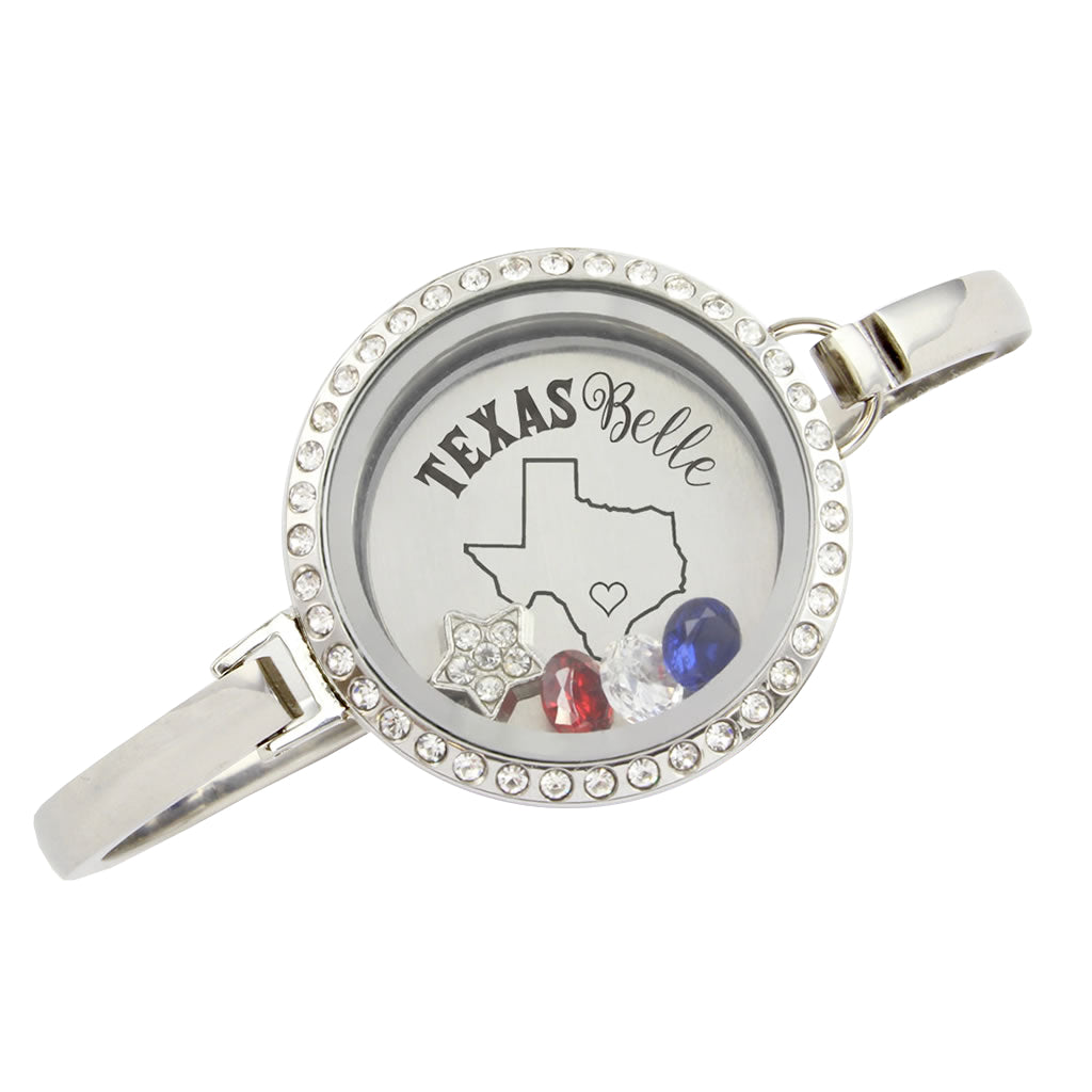 Bracelets - Texas Belle Bangle Bangle Bracelet