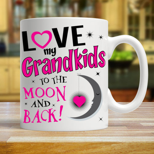 Moon & Back Mug (Grandkids)