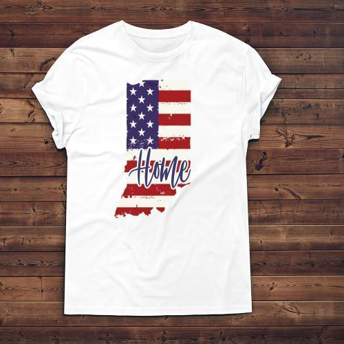 Indiana Home Apparels Kids T-Shirt White XS