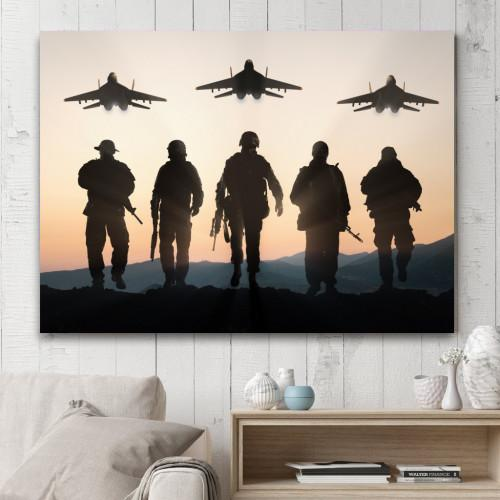 "Air Force WallArts 1-Panel 24"" x 36"""