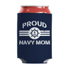 Limited Edition - Proud Navy Mom Can Wraps Can Wraps Navy