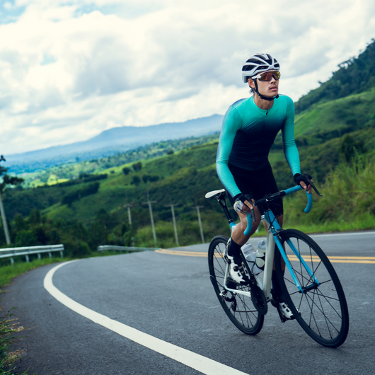 Conquer the Climbs Century Training Plan