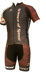 Sugoi Science of Speed Blur Bib Shorts