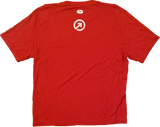 Science of Speed Short Sleeve Red Tech T-Shirt