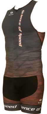 Sugoi Science of Speed Blur Triathlon Shorts