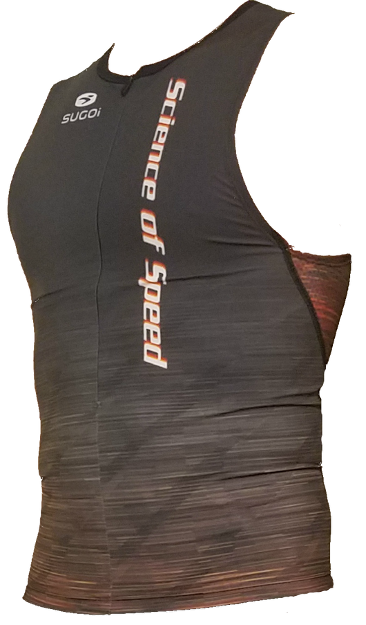 Sugoi Science of Speed Blur Triathlon Top