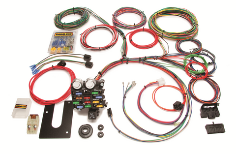 10101 - Classic Customizable Chassis Harness - GM Keyed Column - 21 Circuits