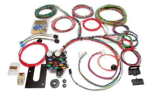 10103 - Classic Customizable Pickup Chassis Harness - GM Keyed Column - 21 Circuits