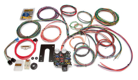 10105 - Classic Customizable Jeep CJ Harness - 1975 and earlier - 22 Circuits