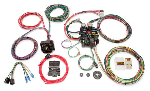 10106 - Classic Customizable Jeep CJ Harness (1976-1986) - 22 Circuits