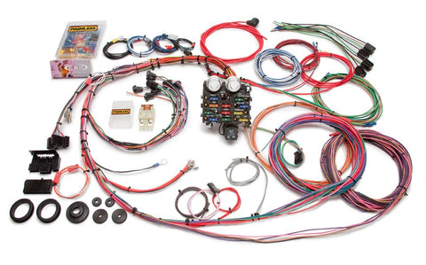 10112 - Classic Customizable Chevy Pickup Harness (1963-1966) - 19 Circuits