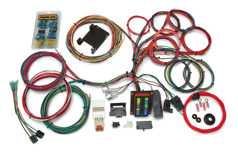 10140 - Customizable Weatherproof Chassis Harness - 26 Circuits