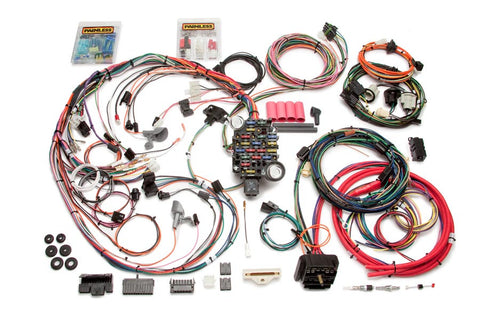 20112 - Direct Fit Camaro Harness (1970-1973) - 26 Circuits