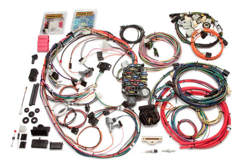 20113 - Direct Fit Camaro Harness (1974-1977) - 26 Circuits