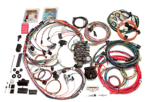 20114 - Direct Fit Camaro Harness (1978-1981) - 26 Circuits