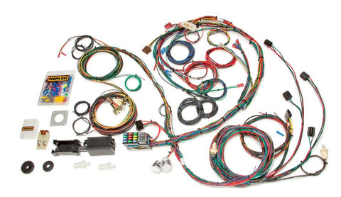20122 - Direct Fit Mustang Chassis Harness (1969-1970) - 22 Circuits