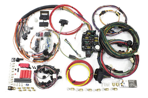 20129 - Direct Fit Chevelle / Malibu Harness (1969) - 26 Circuits