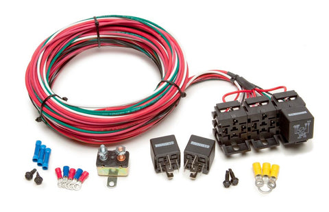 relay kits painless performance rh buypainless com painless wiring fuel pump relay kit painless wiring fan relay kit
