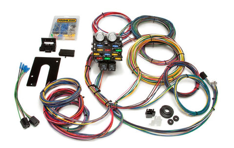 50002 - Pro Street Chassis Harness - 21 Circuits