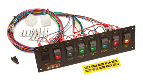 switch panels painless performance rh buypainless com EZ Wiring Fuse Box House Wiring Fuse Box